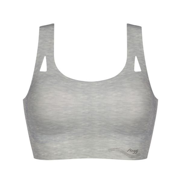 Zero Feel Sporty Top Grau